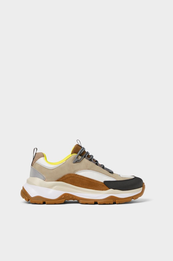 Men's Sneakers | New Collection Online | ZARA United States