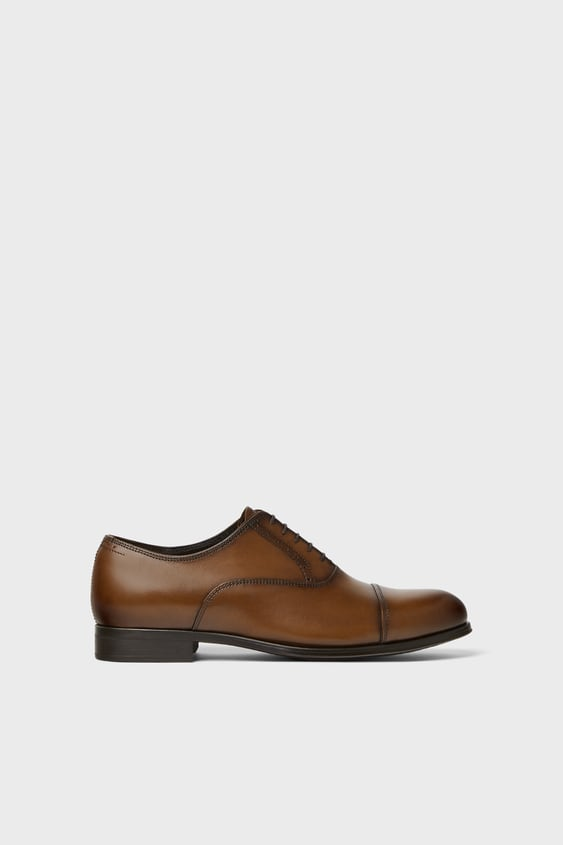 fbed7016 Zapatos de vestir hombre | Nueva Colección Online | ZARA España