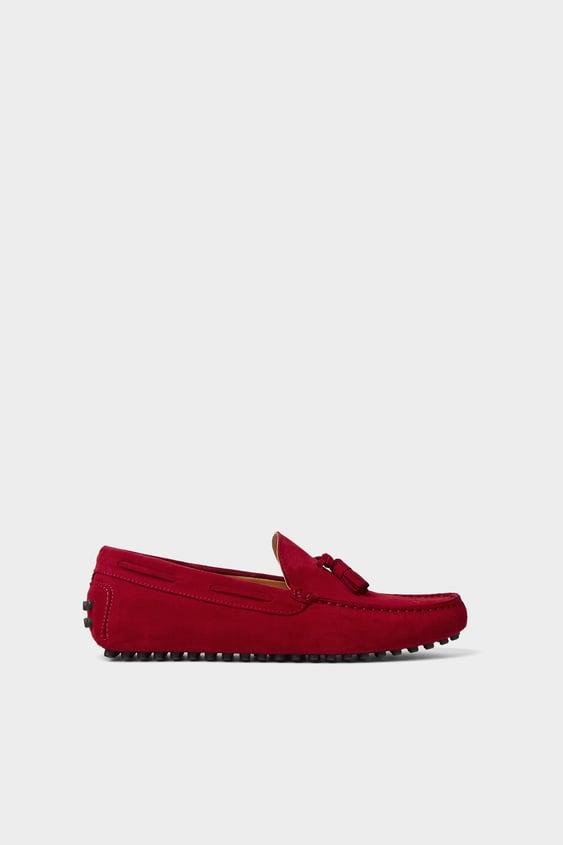 5df76700 Zapatos de piel para hombre | Nueva Colección Online | ZARA España