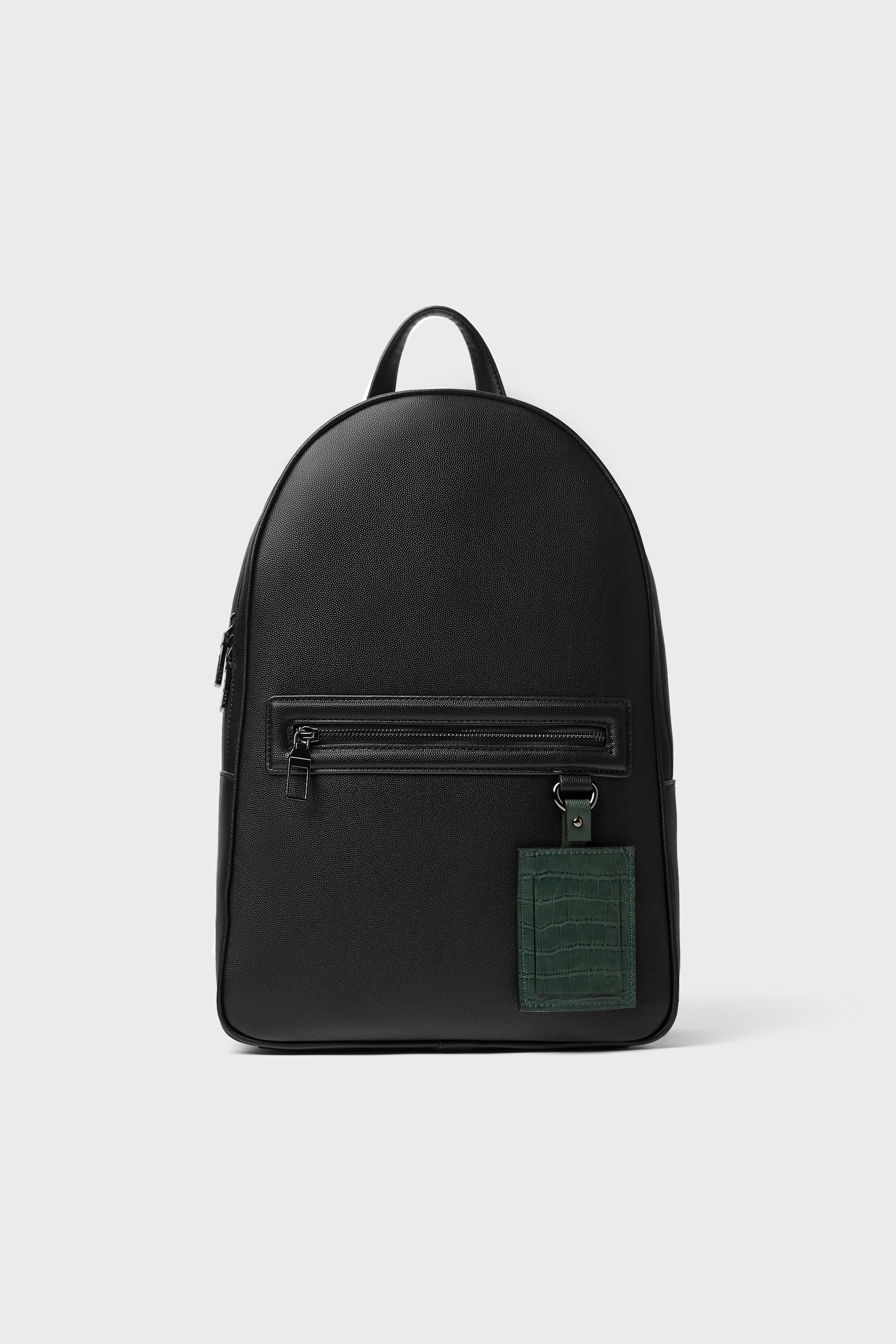 Smart Basic Backpack by Zara