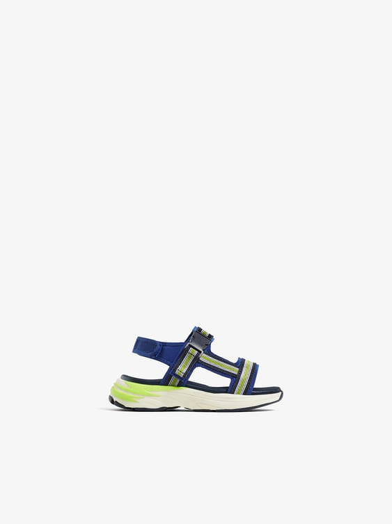 Technical Sandals  Baby Boyshoes Kids Shoes & Bags by Zara