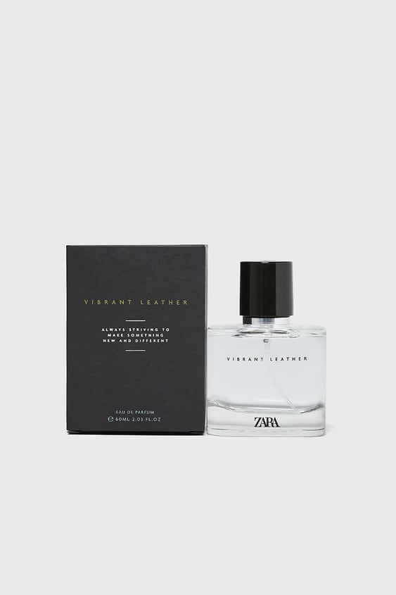 Vibrant Leather 60 Ml View All Accessories Man by Zara