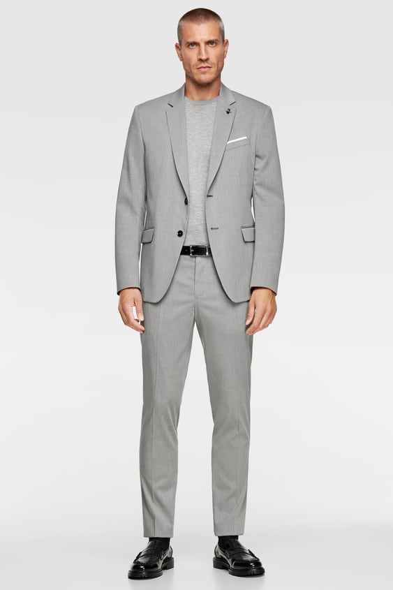 40e243a043 Men's Casual Suits | New Collection Online | ZARA United States