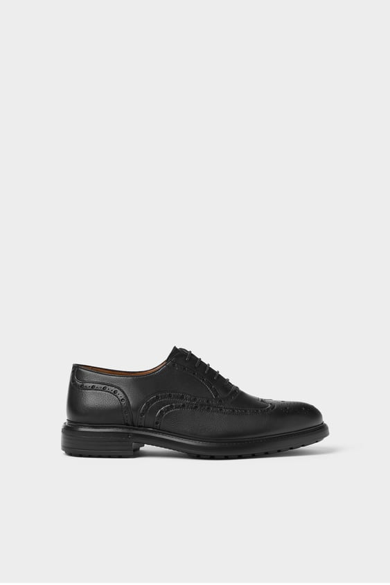 d4d2756e7e8 Men's Leather Shoes | New Collection Online | ZARA South Africa