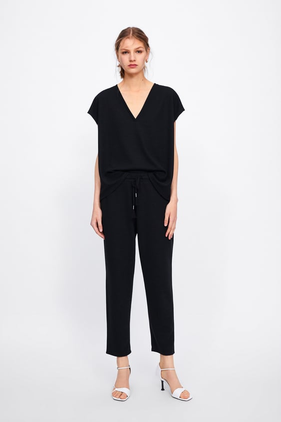 a35dfe02d9c8a Women's Joggers | New Collection Online | ZARA United States