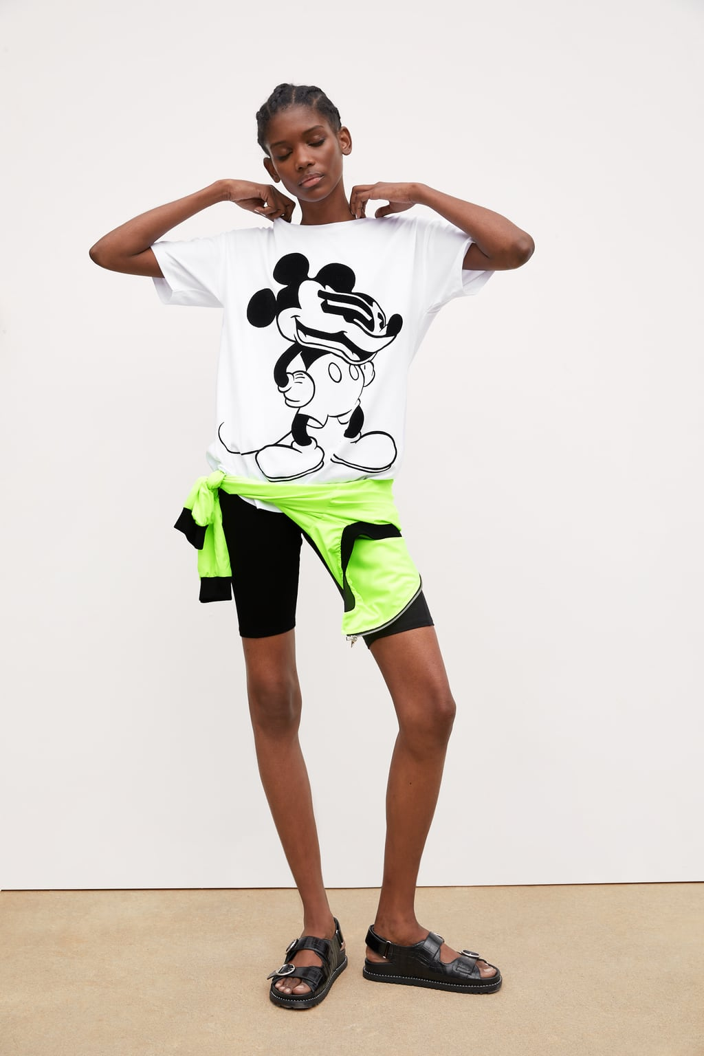 Image 1 of MICKEY GLITCH COLLECTION © DISNEY T-SHIRT from Zara