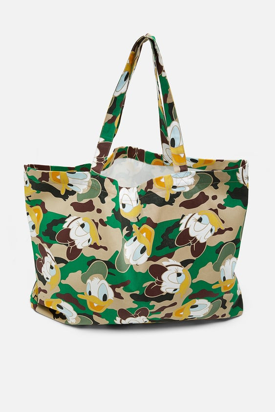 aae6674f71b4 DAISY AND DONALD ©DISNEY TOTE BAG