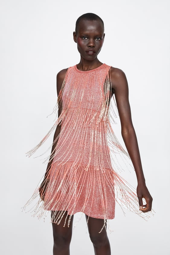 cac598bac2 LIMITED EDITION FRINGED DRESS. NEW. LIMITED EDITION FRINGED DRESS. 129.00  CAD. KNIT ...