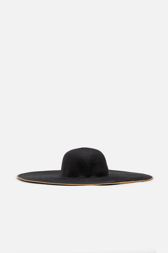 792accbc LARGE SUN HAT - View All-ACCESSORIES-WOMAN-SALE | ZARA United Kingdom
