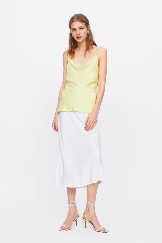 6851f3f466f2f Women's Tops | New Collection Online | ZARA United States