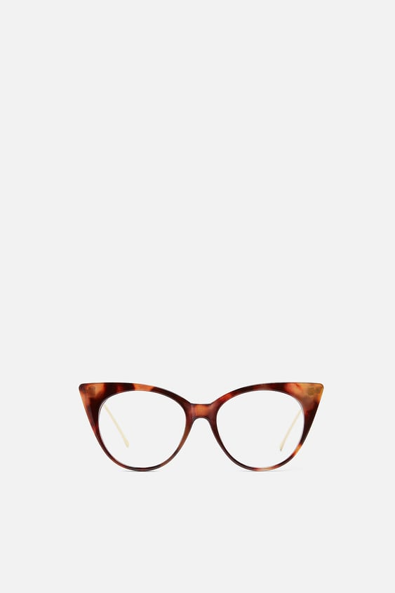 75535462cd96 TORTOISESHELL CAT - EYE GLASSES-View All-ACCESSORIES-WOMAN-SALE ...