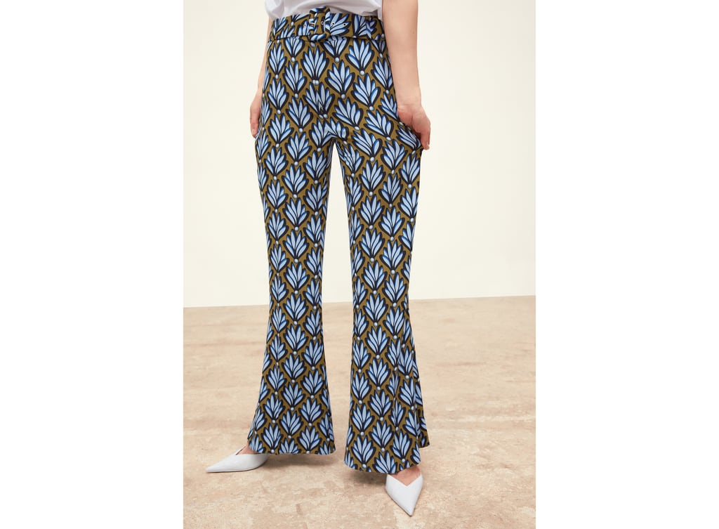 Womens Palazzo Trousers New Collection Online Zara United Kingdom
