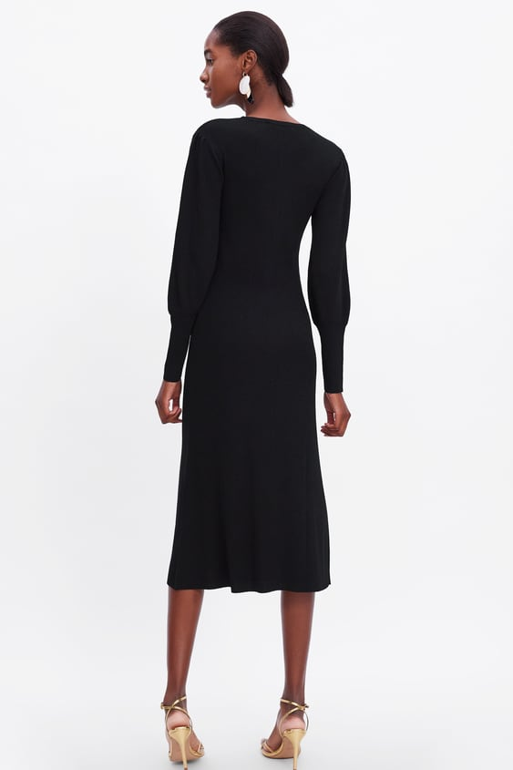bf15fde4 Women's Knitted Dresses | Online Sale | ZARA United States