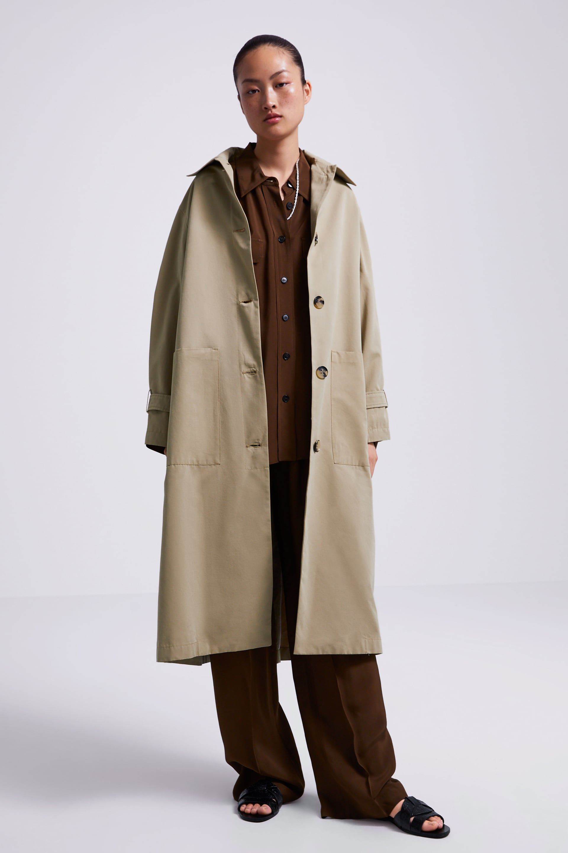 TRENCHCOAT from Zara