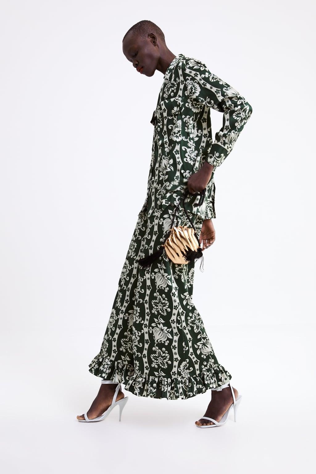 e475d290b Comprar Falda De Plumas Zara   Wig Elegance