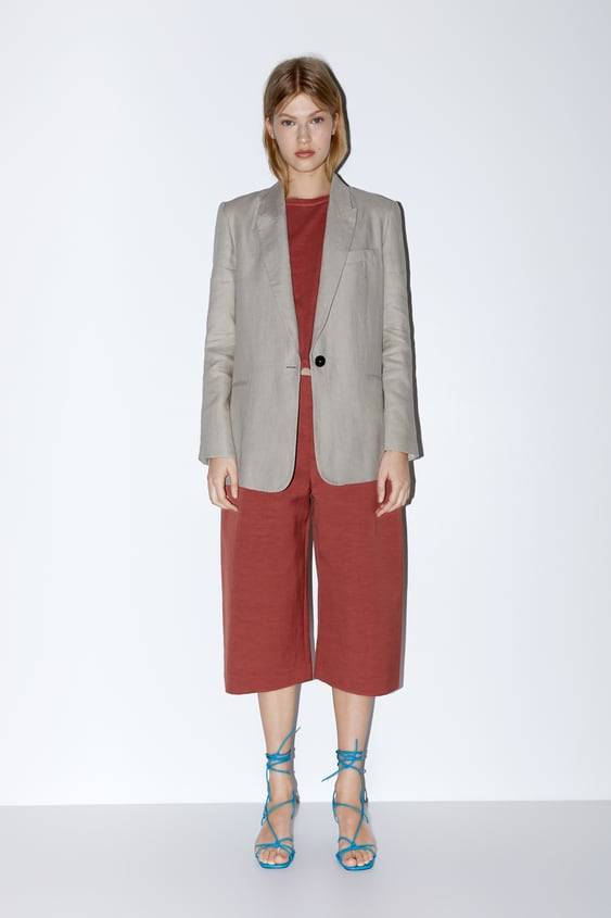 pretty nice d83f8 25ff0 Women s Blazers   New Collection Online   ZARA United States
