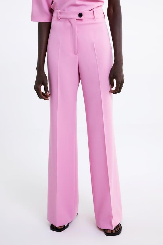 0359146c Женские брюки-палаццо | Онлайн-распродажа | ZARA Российская Федерация
