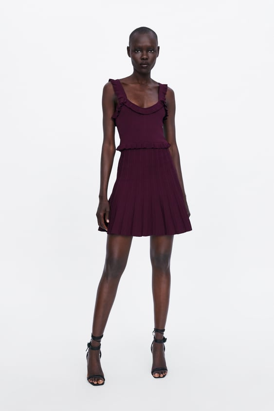 5d0d7709 Women's Knitted Dresses | Online Sale | ZARA United States