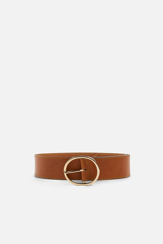 Women S Belts New Collection Online Zara United States