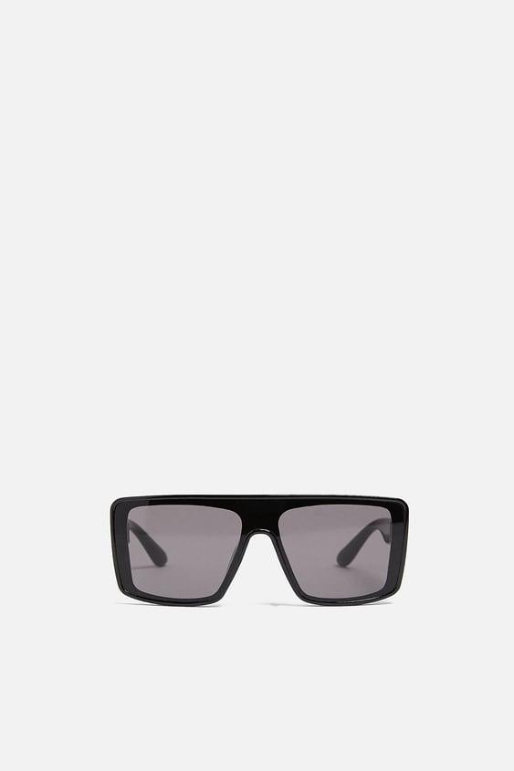 Женские солнцезащитные очки   Новая коллекция онлайн   ZARA Российская  Федерация 52cb873bab2