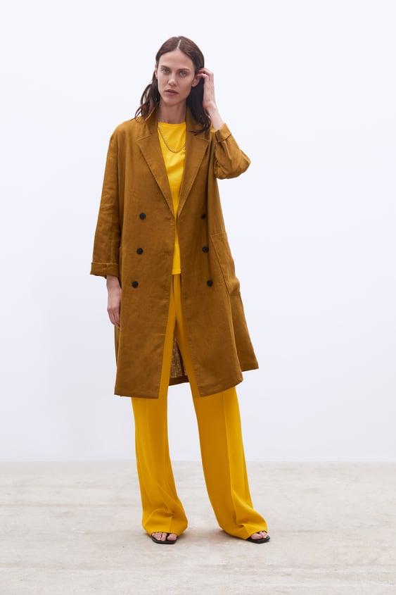 f4990702 Women's Trench Coats | Online Sale | ZARA United Kingdom