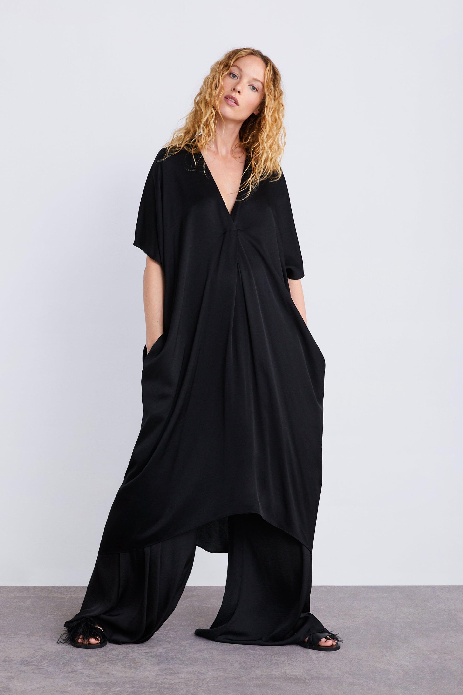 28fde8da LIMITED EDITION FLOWING DRESS - MUM-WOMAN-CORNER SHOPS | ZARA Greece