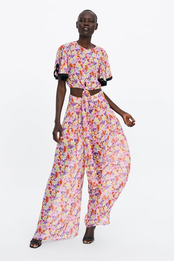 02c91144 Women's Trousers | Online Sale | ZARA Israel