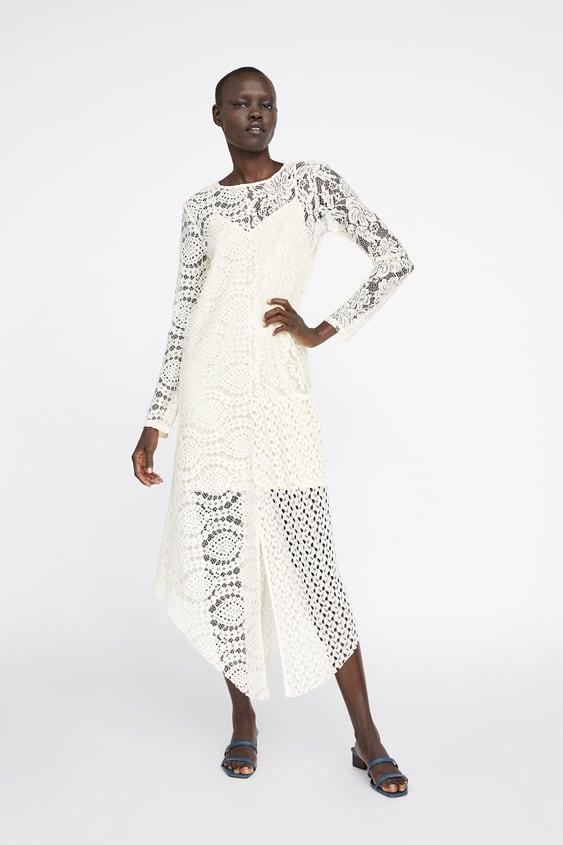 c4a5d2ad790 asymmetric-guipure-lace-dress--view-alldresses-woman by zara