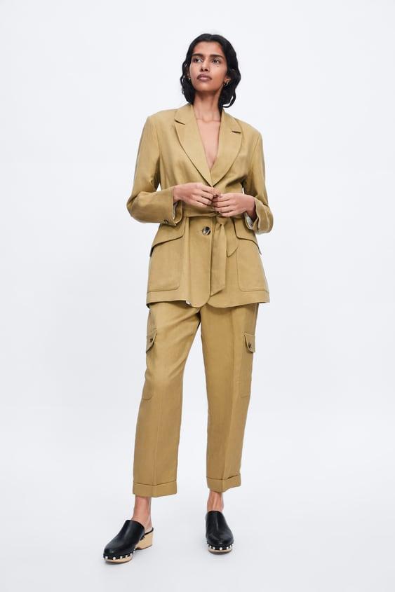 007abb72aa Women's Suits | Online Sale | ZARA United Kingdom