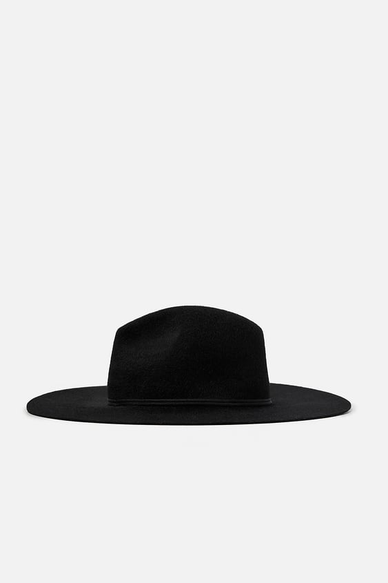 81931c387 WOOL HAT WITH BAND
