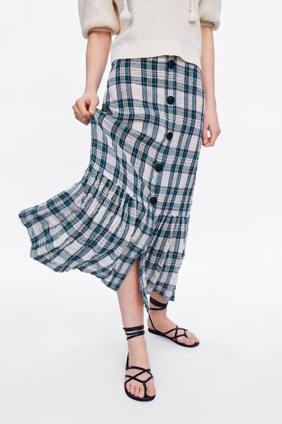 8537105661c5 Women's Skirts | Online Sale | ZARA United States
