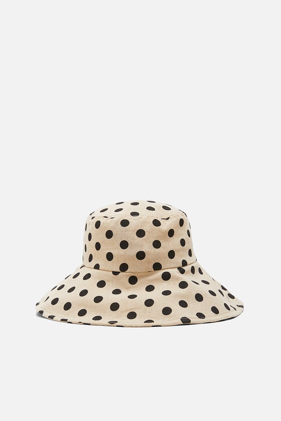 c08dcaae58f LIMITED EDITION POLKA DOT BUCKET HAT - ACCESSORIES-WOMAN