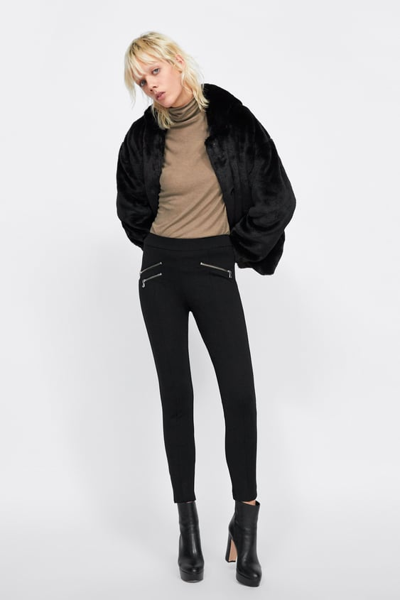 0f5f5dac5e10e Women's Leggings | Online Sale | ZARA United States
