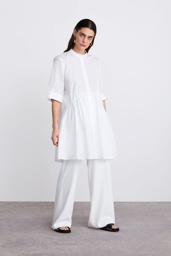 bb41de0d806469 POPLIN DRESS - TIMELESS-WOMAN-CORNER SHOPS-SALE | ZARA France