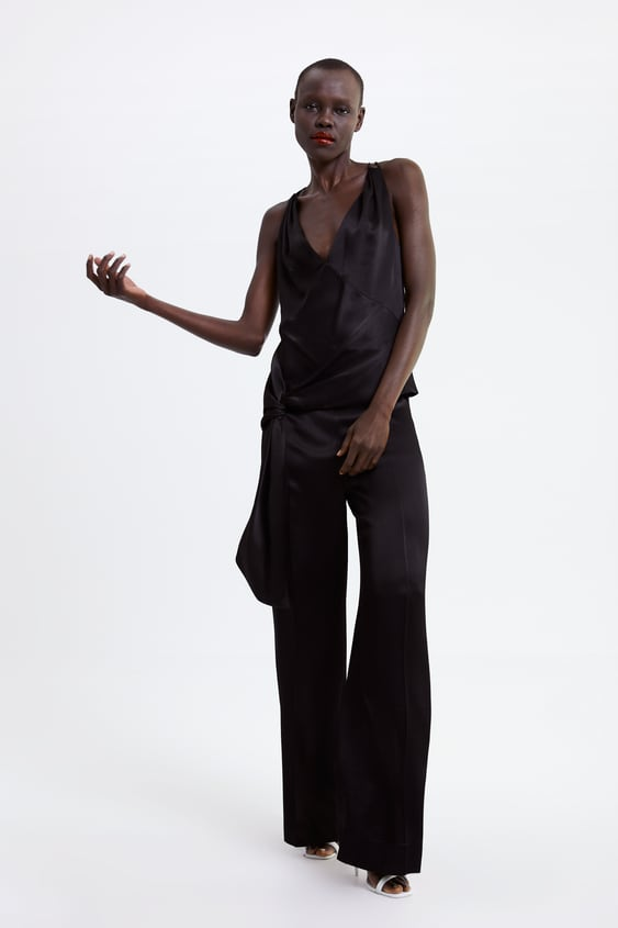 Womens Pants New Collection Online Zara United States