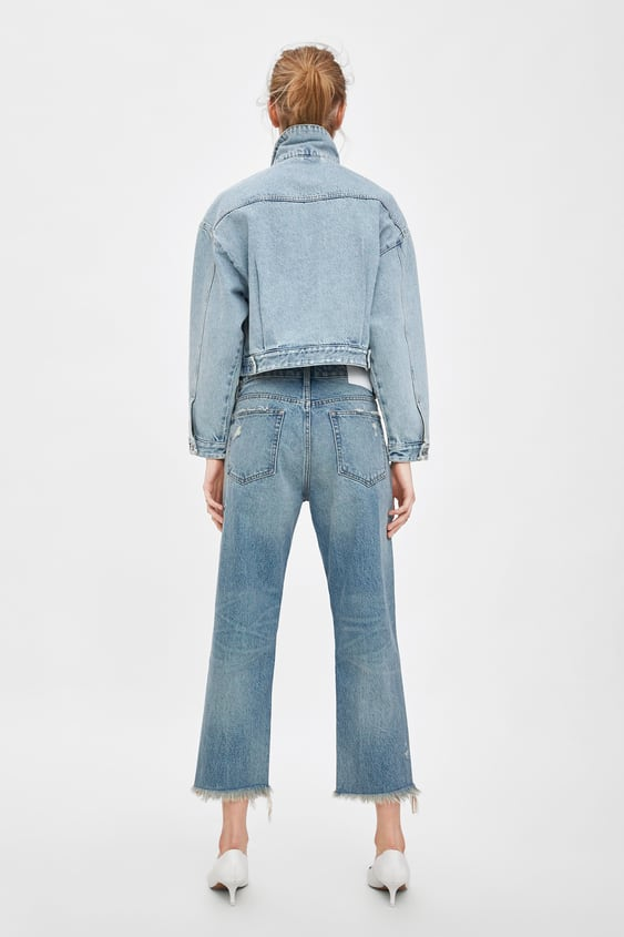 Jeans   TRF   New Collection Online   ZARA United States 4ac3cb16a9