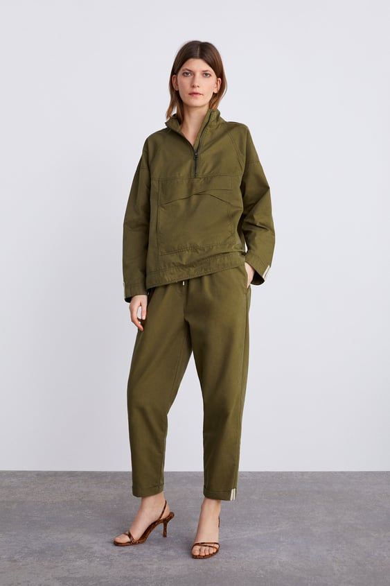 aed7f2d1 JOGGING TROUSERS - Collection-TIMELESS-WOMAN-CORNER SHOPS | ZARA Ireland