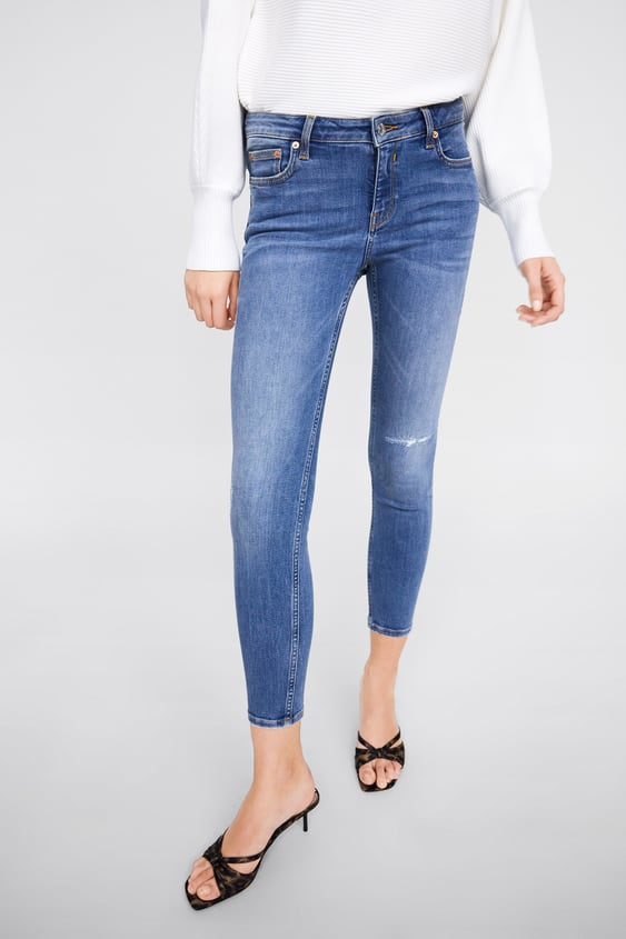 9a50d6c1 Women's Skinny Jeans | Online Sale | ZARA United Kingdom