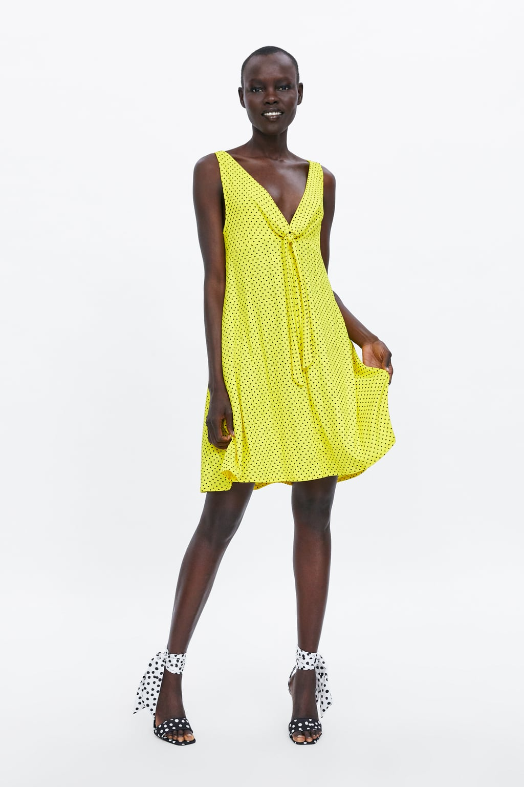 d10079f6 Women's Midi Dresses | New Collection Online | ZARA Norway