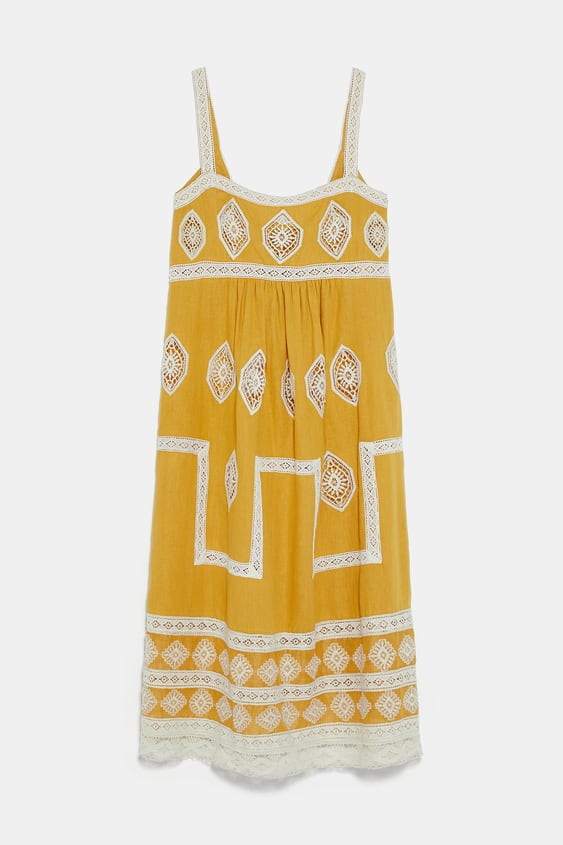 373b2c1e LIMITED EDITION ZARA STUDIO EMBROIDERED DRESS - View all-DRESSES ...