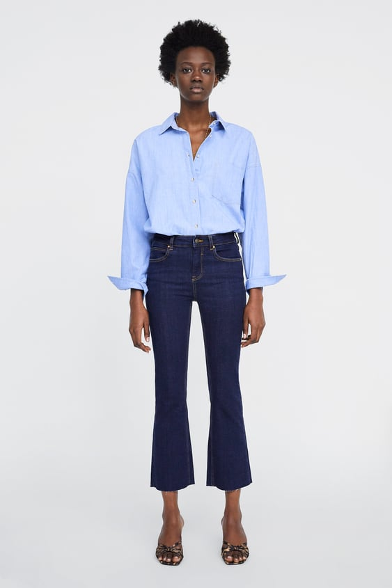 5963949a6 MINI FLARE JEANS Z1975 - STARTING FROM 50% OFF-WOMAN-SALE | ZARA ...