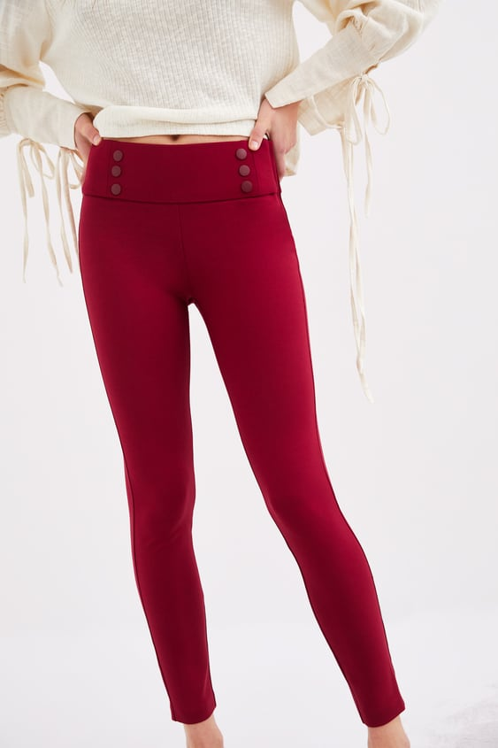 f1b02c42b66d0 Leggings | TRF | New Collection Online | ZARA Mexico