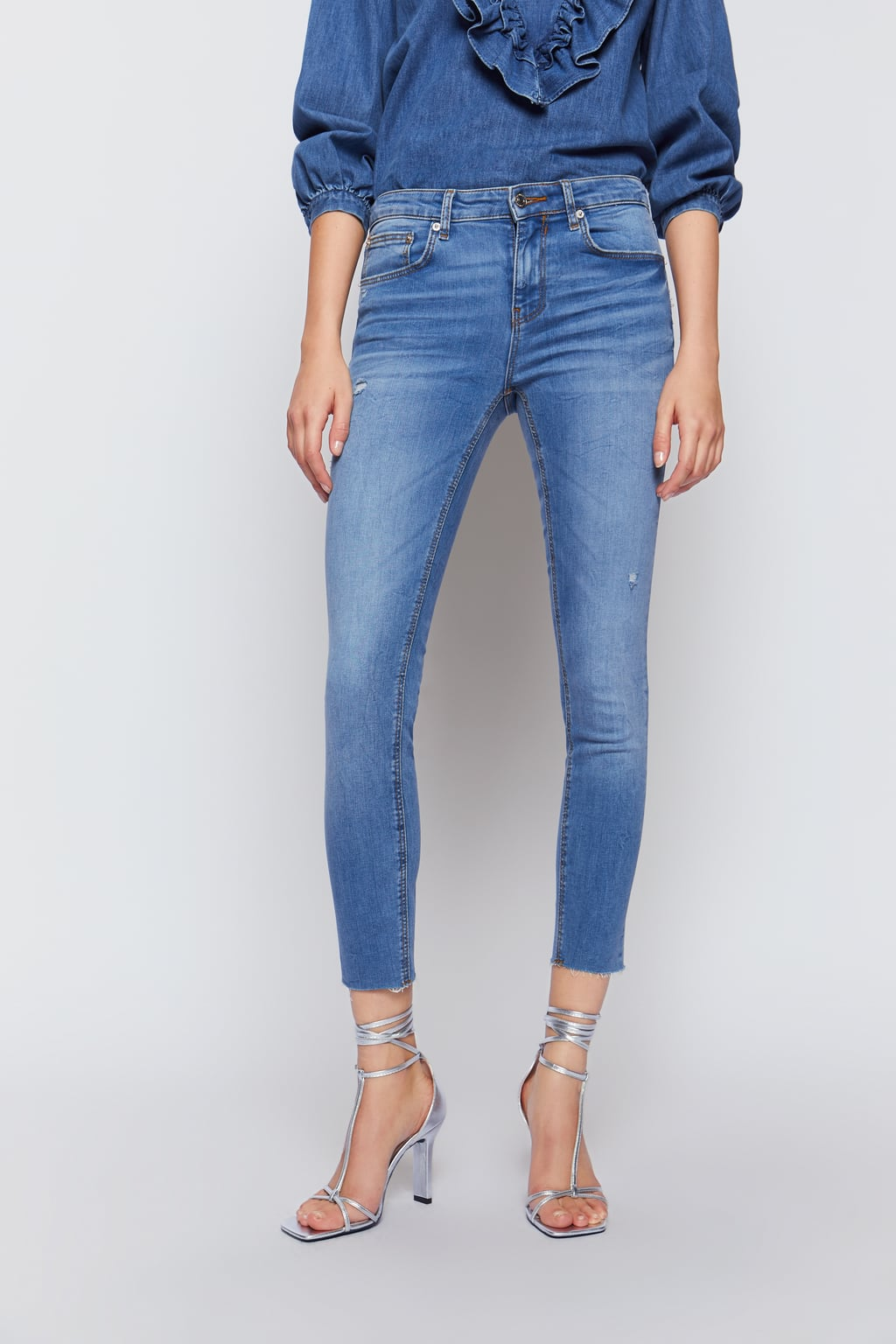 8d326a213ec09 Women's Jeans | New Collection Online | ZARA India