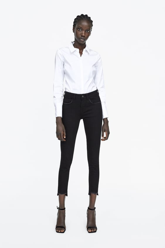 Basic Poplin Shirt View All Shirts by Zara