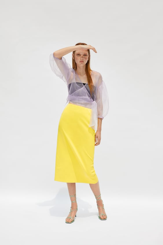 9011fe412fb4 Skirts | TRF | New Collection Online | ZARA United Kingdom