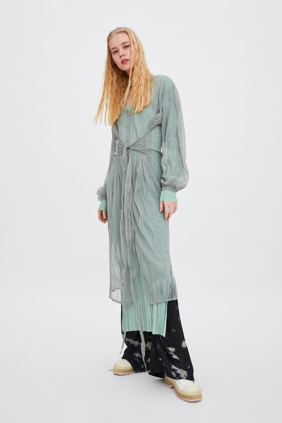 Dresses Trf New Collection Online Zara United States