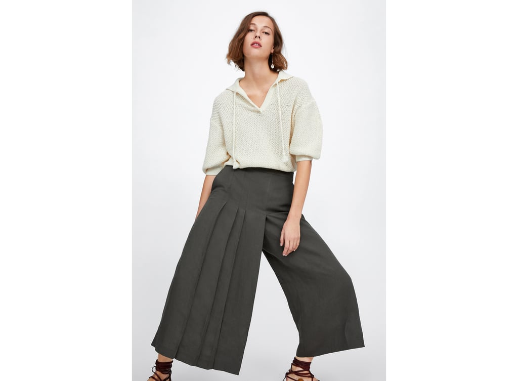 2452feed36 Women's Culottes | Online Sale | ZARA United States