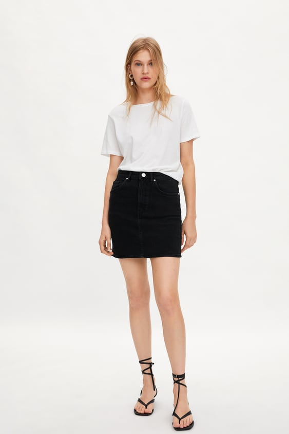 57ea28a41e Women's Mini Skirts | Online Sale | ZARA United Kingdom
