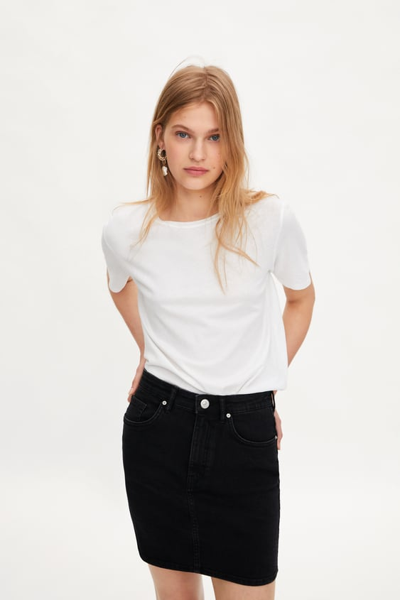 a71c4019e Women's Mini Skirts | Online Sale | ZARA United States