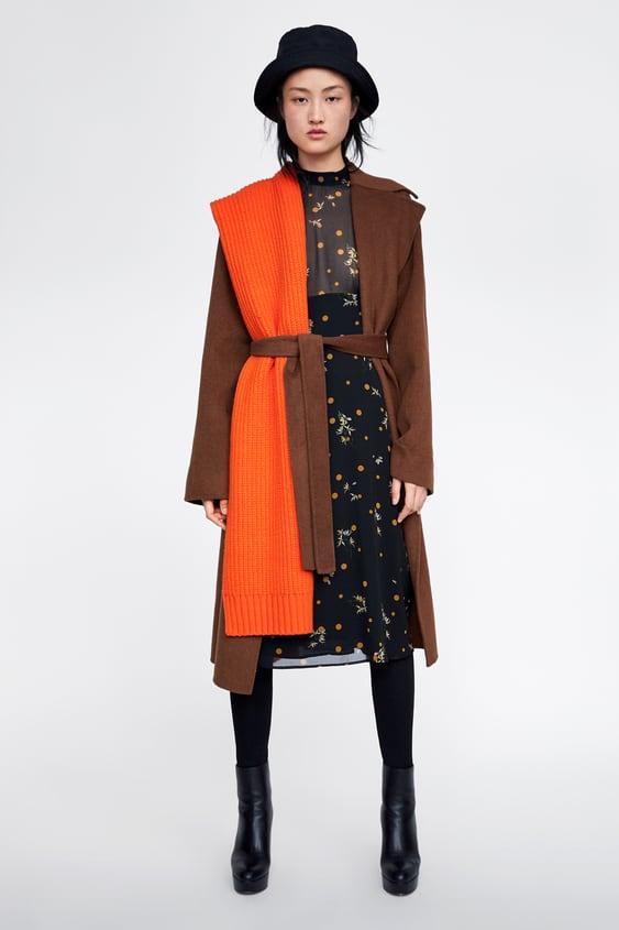 6cc21511 FLORAL AND POLKA DOT PRINT DRESS - DAY-DRESS TIME-WOMAN | ZARA Australia